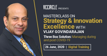 Masterclass on Strategy & Innovation Excellence with Vijay Govindarajan