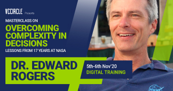 Overcoming Complexity in Decisions: Lessons from 17 years at NASA<br>By Dr. Edward Rogers